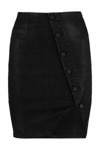 RTA Denim Mini Skirt