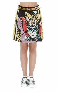 Dolce & Gabbana Dg Super Queen Skirt