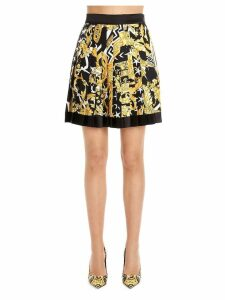 Versace wild Barocco Skirt
