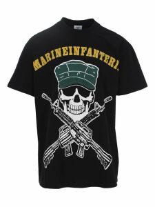 Vetements Vetements Printed T-shirt
