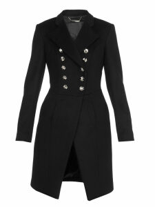 Philipp Plein Elegant Long Coat