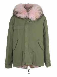 Mr & Mrs Italy Fur Parka