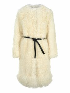Givenchy Mid Length Fur Coat