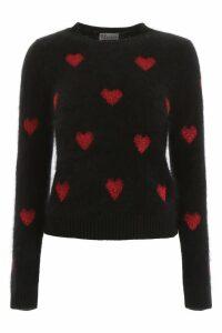 RED Valentino Heart Pullover