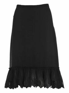 See By Chloe Mid Length Skirt