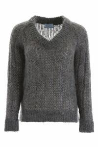 Prada Ribbed Pullover