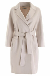 S Max Mara Here is The Cube Arona Coat