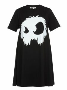 McQ Alexander McQueen Dress Monster Print