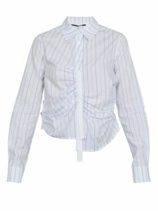 McQ Alexander McQueen Striped Shirt
