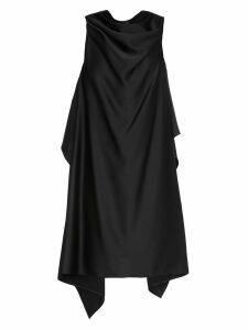 Neil Barrett Draped Dress