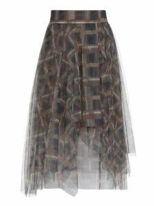 Brunello Cucinelli Tulle Skirt