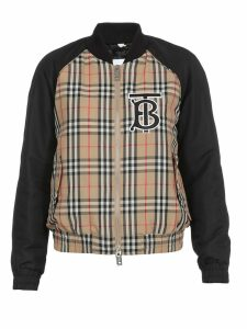 Burberry Check Patter Jacket