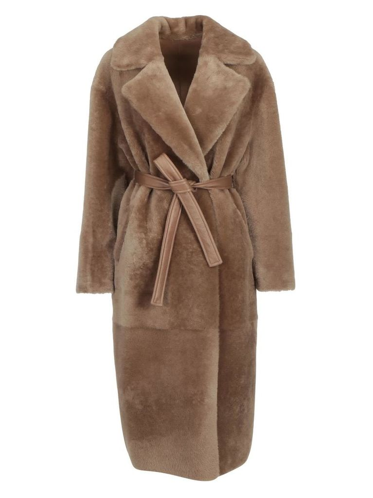 Blancha Reversible Coat