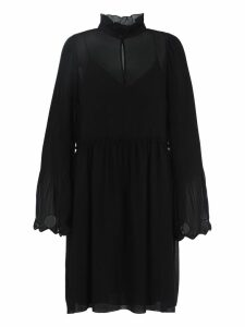 See By Chloe Embroidered Dress