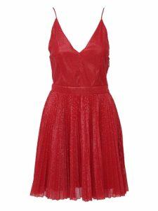 Sequinned Mini Dress Msgm