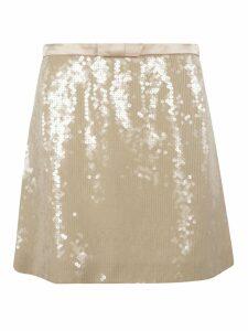 Miu Miu Glittery Skirt