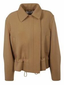 Chloé Concealed Fastening Jacket