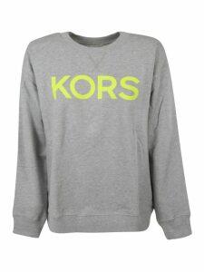 Michael Kors Logo Print Sweatshirt