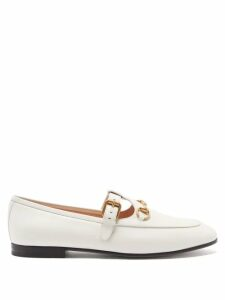 Dodo Bar Or - Nell Floral Print Cotton Poplin Smock Dress - Womens - Cream Print