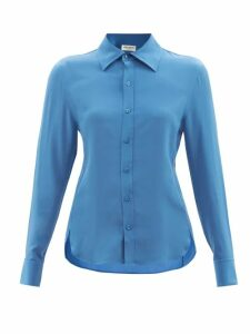 Le Sirenuse, Positano - Barbara Fish Tail Print Cotton Dress - Womens - Pink Multi