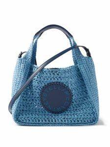 D'ascoli - Bedford Floral Print Ruffle Trim Silk Top - Womens - Yellow