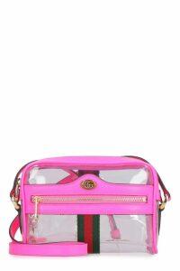 Gucci Ophidia Vinyl Shoulder Bag
