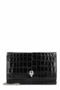 Alexander McQueen Skull Leather Mini-bag