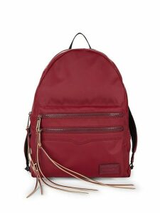 Large Double Zip Backpack