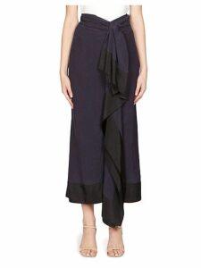 Pareo Ruffled Skirt