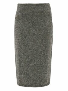 Max Mara Leisure - Uruguay Skirt - Womens - Grey