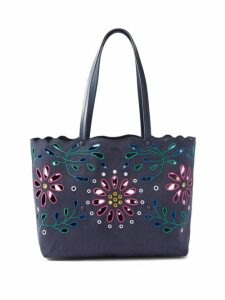 Marni - Colour Block Cashmere Sweater - Womens - Brown Multi