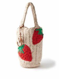 Gucci - New India Printed Tiered Cotton Poplin Midi Skirt - Womens - Brown Multi