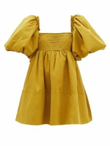 Norma Kamali - Sequin Fringed Mini Dress - Womens - Black