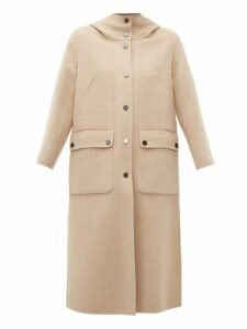 Weekend Max Mara - Tiglio Coat - Womens - Beige Multi