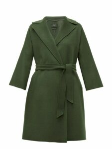 Weekend Max Mara - Ted Coat - Womens - Dark Green