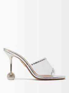 Ganni - Isoli Balloon Sleeve Cotton Sweatshirt - Womens - Black