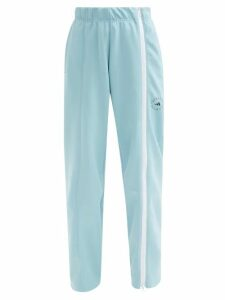 Bottega Veneta - Satin Trim Belted Single Breasted Wool Blazer - Womens - Black