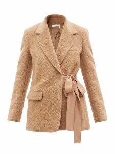 Paco Rabanne - Geometric Lamé Jacquard Maxi Dress - Womens - Multi