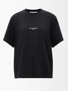 No. 21 - Leopard Print Silk Blouse - Womens - Leopard