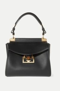 Givenchy - Mystic Small Leather Tote - Black