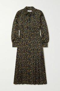 Mark Cross - Uptown Leather Shoulder Bag - Sand