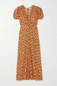 SAINT LAURENT - Loulou Medium Quilted Leather Shoulder Bag - Navy