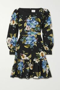 Balenciaga - Xxs Printed Textured-leather Tote - Pink