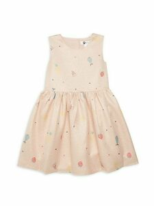 Little Girl's & Girl's Printed Dress
