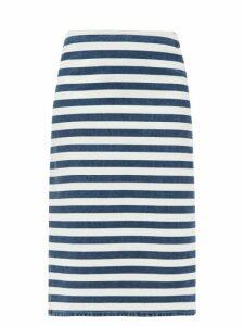Wandler - Mia Large Leather Tote Bag - Womens - Black