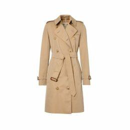 Burberry The Kensington Heritage Trench Coat