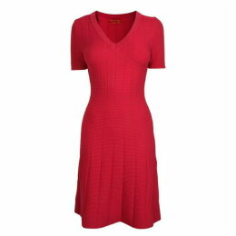 Hugo Ribbed Dress