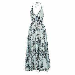 Free People Lille Printed Cotton Maxi Dress