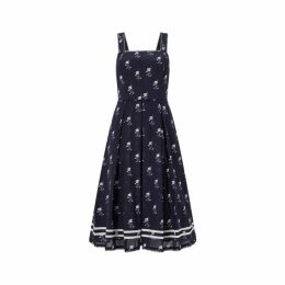 Jigsaw Field Flower Strappy Dress