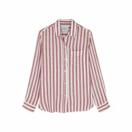 Rails Charli Striped Shirt